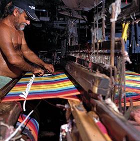 Amazonas Hängematten Herstellung