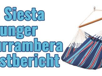La Siesta Lounger Currambera Testbericht