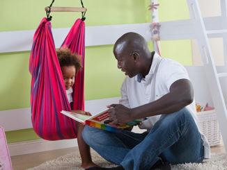 Sitzhängematte für Kinder
