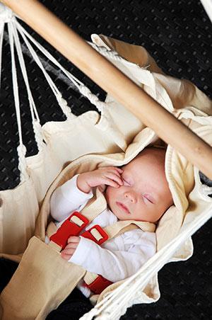 Babyhängematte