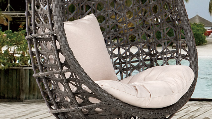 coco h ngesessel aus rattan von destiny review. Black Bedroom Furniture Sets. Home Design Ideas