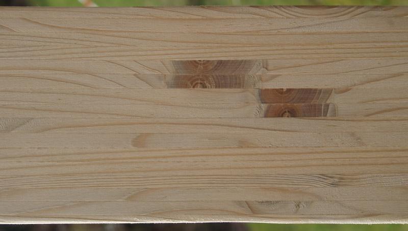 Holz des Vela Hängesesselgestelles