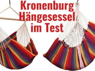 Kronenburg XL Hängesessel Test