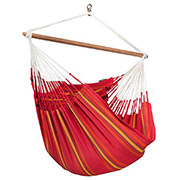 "La Siesta Lounger Currambera ""cherry"""