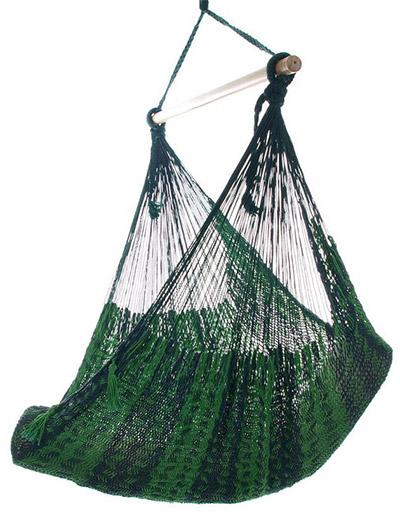 Lallax Maya XL Lime Green Hängesessel