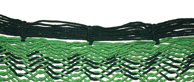 Netz eines Netzhängesessels