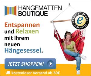 Hängesessel online kaufen in der Hängematten.Boutique