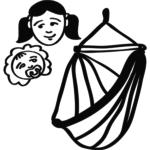 Kinderhängesessel